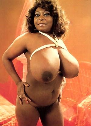 Big Black Tits Porn Pictures